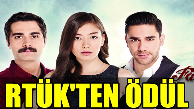 """SHOW TV'NİN SEVİLEN DİZİSİ """"FATİH HARBİYE""""YE RTÜK'TEN ÖRNEK ÖDÜL!"""