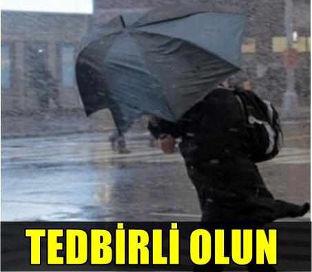 DİKKAT! METEOROLOJİ GENEL MÜDÜRLÜĞÜ, 'KUVVETLİ LODOS' UYARISINDA BULUNDU!..
