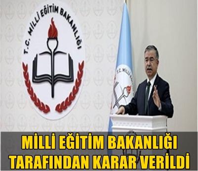 """OKULLAR """"15 TEMMUZ DEMOKRASİ ZAFERİ VE ŞEHİTLERİ ANMA"""" ETKİNLİĞİYLE AÇILACAK!.. AYRINTILAR HABERDE!.."""