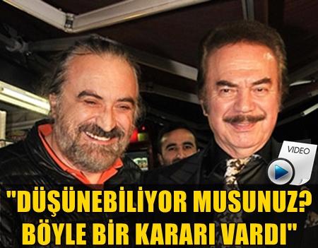 ORHAN GENCEBAY VOLKAN KONAK'I SON DERECE RADİKAL BİR KARARDAN VAZGEÇİRDİ!..