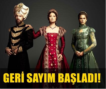 """YENİ DÖNEM, DEV KADRO!.. """"MUHTEŞEM YÜZYIL KÖSEM"""" BAĞDAT FATİHİ IV. MURAD DÖNEMİ BAŞLIYOR!.."""