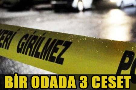 DEHŞET! POLİSLER GÖRDÜKLERİ MANZARA KARŞISINDA DONDU KALDI!