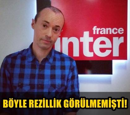 """FRANSIZ RADYOSU'NDAN TÜRKİYE'YE ÖZÜR MESAJI! """"İYİ NİYETLİYİZ!"""""""