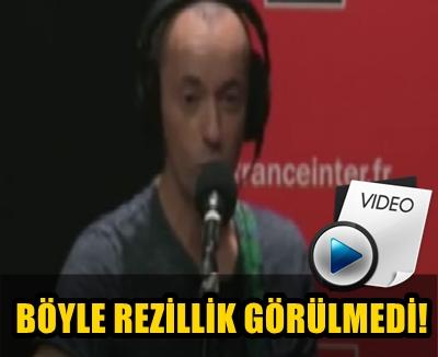 KÜSTAH FRANSIZ'DAN REİNA'DAKİ TERÖR SALDIRISINA AHLAKSIZ ŞARKI!