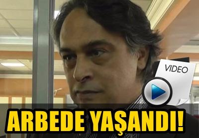 TÜRKİYE'YE HAKARET EDEN BARBAROS ŞANSAL'A YOLCULARDAN TEPKİ!