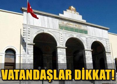 İSTANBUL VALİLİĞİ'NDEN YILBAŞI TEDBİRLERİ HAKKINDA AÇIKLAMA!
