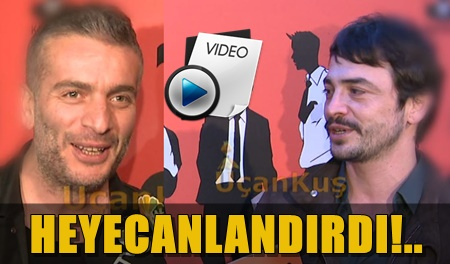 LANSMANDA LAF ARASI MURAT CEMCİR MÜJDESİ!..
