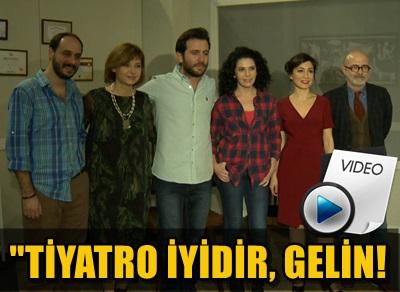 'TOPUKLU TERLİK SÜT YAPAR' PERDELERİNİ AÇTI!