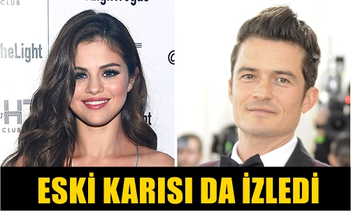 SELENA GOMEZ VE ORLANDO BLOOM LAS VEGAS'TA BİR GECE KULÜBÜNDE KAMERALARA SARMAŞ DOLAŞ YAKALANDI!..