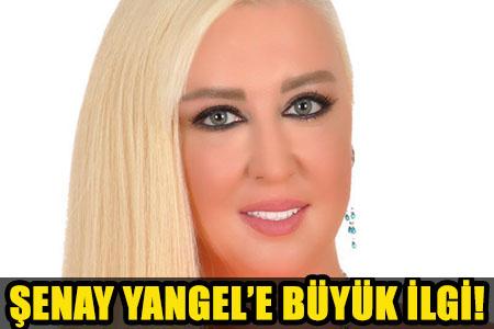 YURT DIŞI BASININDA ŞENAY YANGEL FIRTINASI!..
