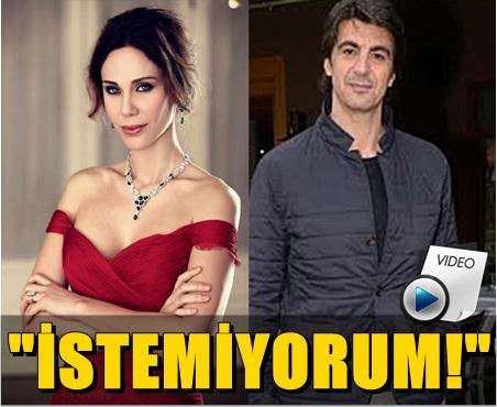 DEMET KUTLUAY JEST İHTİMALİNE BİLE REST ÇEKTİ!