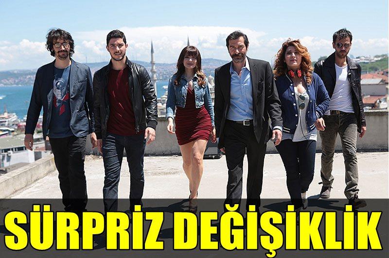 """KANAL D'NİN SEVİLEN DİZİSİ """"ULAN İSTANBUL""""DA SÜRPRİZ DEĞİŞİKLİK!"""