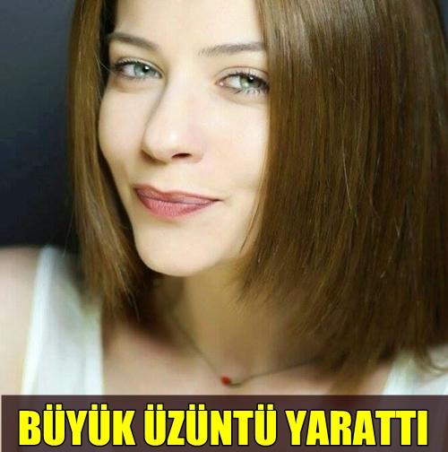"""EKRANALARIN SEVİLEN DİZİSİ """"KERTENKELE""""NİN OYUNCUSU SERA TOKDEMİR'İN ACI KAYBI!.."""