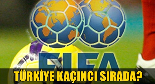 2016 FIFA DÜNYA SIRALAMASI AÇIKLANDI! PEKİ MİLLİ TAKIMIMIZ SIRALAMADA KAÇINCI?..