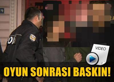 'KİRALIK AŞK'IN PARTİSİNDEN SONRA BİR BASKIN DAHA!..