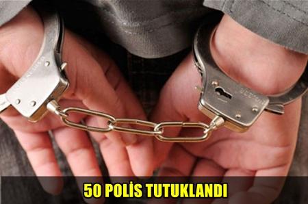 FETÖ OPERASYONLARI SÜRÜYOR!.. İZMİR'DE 50 POLİS TUTUKLANDI!..