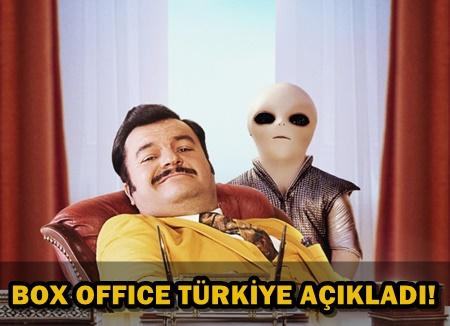 "HAFTA SONU SİNEMALARDA ""KOLONYA CUMHURİYETİ"" İZLENDİ!"