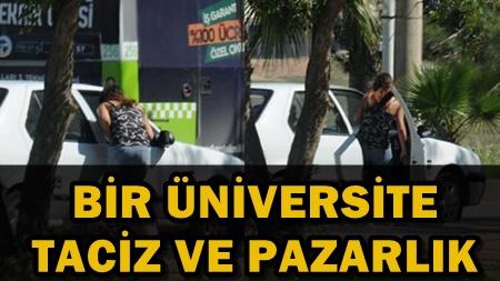 Adana'da Üniversite kavşağında fuhuş pazarlığı