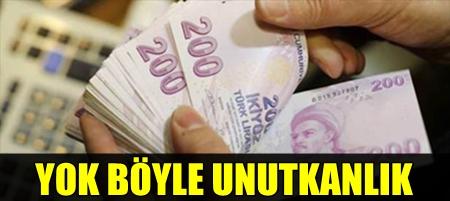 BANKALARDA 10 YILDIR İŞLEM YAPILMAYAN HESAPLARDA BİRİKEN PARA ŞAŞIRTTI!..
