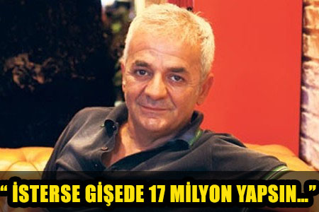 ZAFER ALGÖZ: TEKLİF GELSE RECEP İVEDİK'TE OYNAMAM!