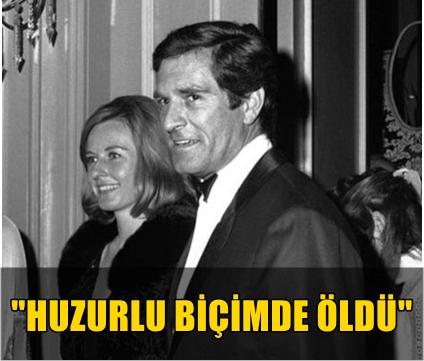 ACI HABERİ AİLESİ VERDİ! 'WYATT EARP' DİZİSİNİN YILDIZI HUGH O'BRIAN HAYATINI KAYBETTİ!..
