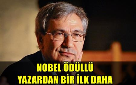 ORHAN PAMUK EDEBİYAT DÜNYASININ EN SAYGIN ÖDÜLLERİNDEN MAN BOOKER ÖDÜLÜ'NÜN FİNAL LİSTESİNDE!..