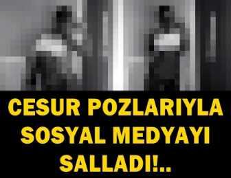 VICTORIA SECRET MELEĞİNİN BANYO POZLARI YÜREK HOPLATTI!..