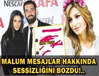 """ARDA TURAN: """"KIZ ARKADAŞIMIN ÜZÜLMESİNE MÜSAADE EDEMEM!.."""""""
