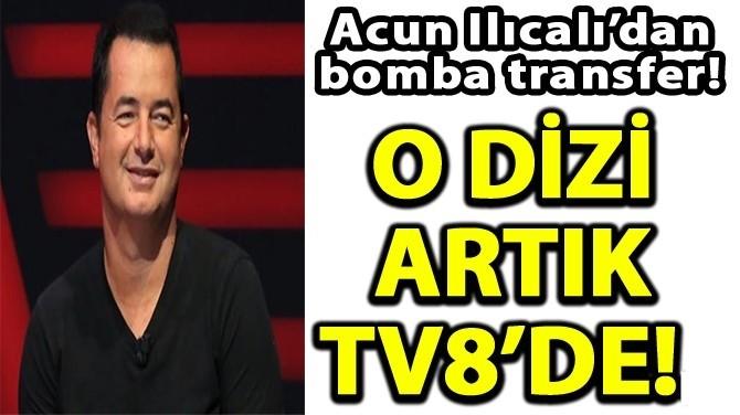 O DİZİ ARTIK TV8'DE!.
