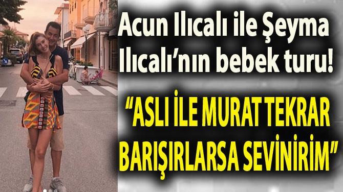 """GEÇTİĞİMİZ GÜNLERDE """"BENCE BARIŞTILAR"""" DEMİŞTİ!"""