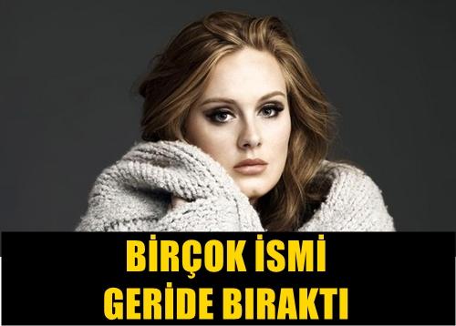 İNGİLTERE'NİN EN ZENGİN KADIN MÜZİSYENİ ADELE OLDU! SERVETİYSE DUDAK UÇUKLATIYOR!..