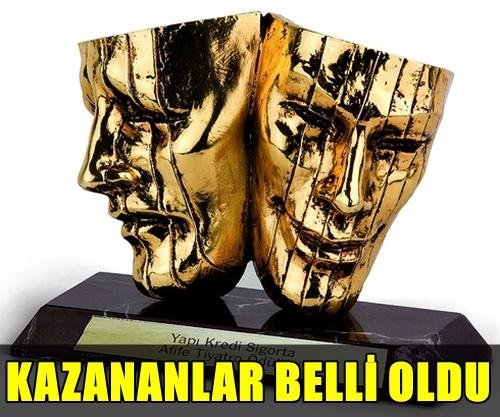 FLAŞ! 19. AFİFE TİYATRO ÖDÜLLERİ AZ ÖNCE SAHİPLERİNİ BULDU! İŞTE KAZANANLAR!..