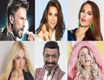 """""""POP TOP 20"""" VE """"FANTEZİ-ARABESK TOP 20"""" LİSTELERİ YENİLENDİ!.."""