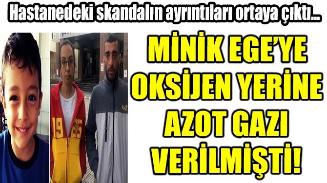 HASTANEDEKİ SKANDALIN AYRINTILARI ORTAYA ÇIKTI!