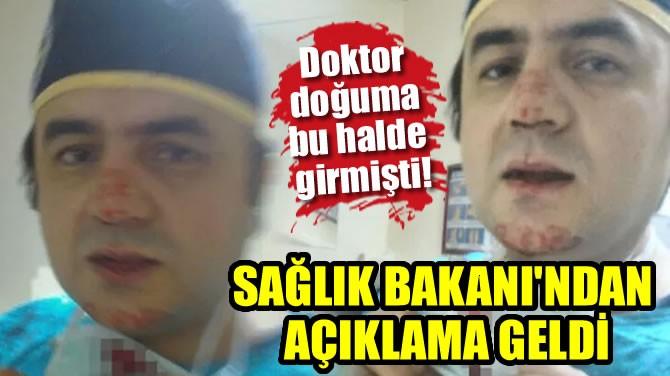 SAĞLIK BAKANI'NDAN AÇIKLAMA GELDİ