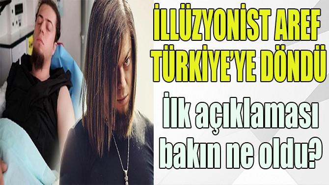 """""""YAŞADIĞIMA DOKTORLAR BİLE ŞAŞIRDI..."""""""