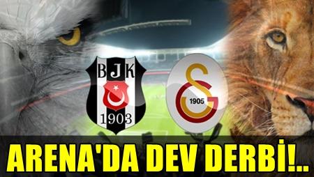 BEŞİKTAŞ 2-2 GALATASARAY!.. SEZONUN İLK DERBİSİNDEN GALİP ÇIKMADI!..