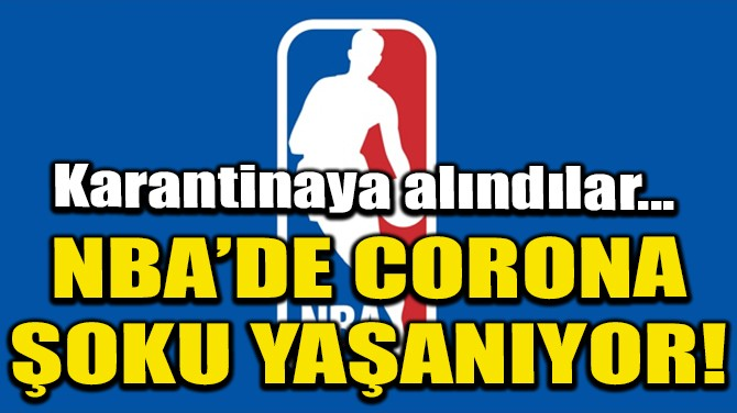 NBA'DE 16 BASKETBOLCUNUN TESTİ POZİTİF!