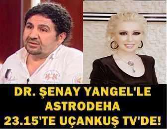 DR. SUAT ACAR ASTRODEHA'DA SAĞLIK ASTROLOJİSİNİ AÇIKLIYOR!..