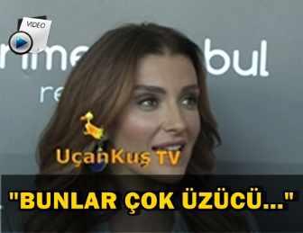 ÖZGE ULUSOY, HACI SABANCI SORULARINA NE YANIT VERDİ?..