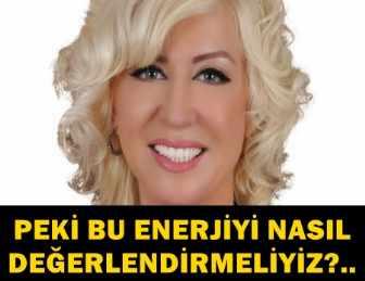 ASTROLOG DR. ŞENAY YANGEL, GÜÇLÜ YENİ AY ENERJİSİNİ KALEME ALDI!