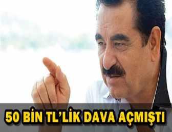 USTA SANATÇI İBRAHİM TATLISES'E MAHKEMEDEN KÖTÜ HABER GELDİ!..