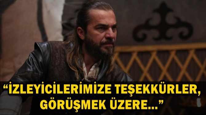 """ENGİN ALTAN DÜZYATAN'DAN """"DİRİLİŞ ERTUĞRUL""""LA İLGİLİ MESAJ!.."""