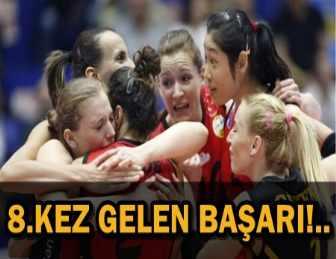 VAKIFBANK ŞAMPİYONLAR LİGİ FİNALİNE ADINI YAZDIRDI!..