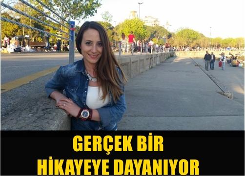 YEŞİM EGEMEN ÖZAYDIN'IN OYNADIĞI KORKU FİLMİNDEN SONRA KOCASI SALONDA YATIYOR!..