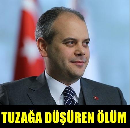 BAKAN AKİF ÇAĞATAY KILIÇ'IN KUZENİ FATİH MEHMET KILIÇ ÖLDÜRÜLDÜ!..