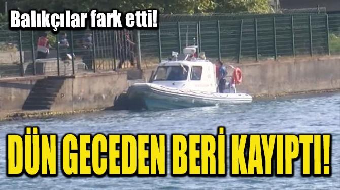 DÜN GECEDEN BERİ KAYIPTI!