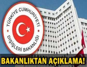 TÜRKİYE'DEN DANİMARKA'YA REİNA KATLİAMI TEPKİSİ!..