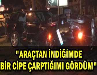 FLAŞ! FERRARİ İLE TAKLA ATAN BURAK YILMAZ'IN İLK İFADESİ!..