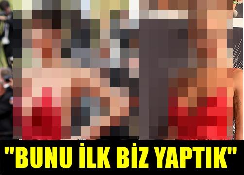 DÜNYACA ÜNLÜ MODEL BELLA HADID'IN ELBİSESİ RITA ORA HAYRANLARINI ÇILDIRTTI!..